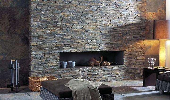 Картинки по запросу Использование натурального камня в интерьере