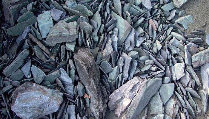 сланец камень фото