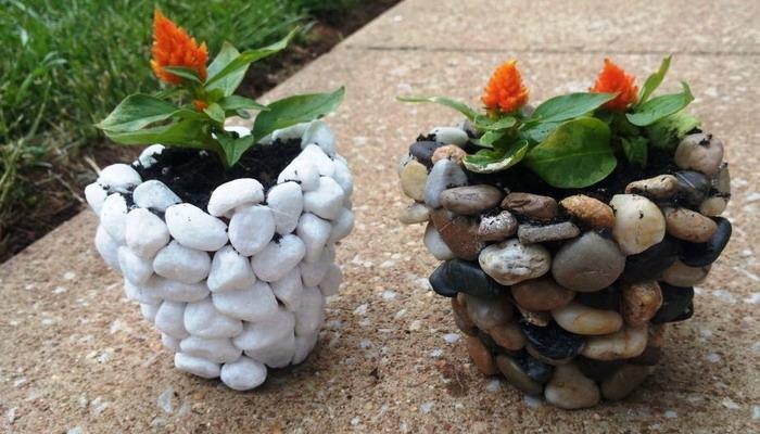Сувениры из крупных морских камней своими руками - Меню дня!